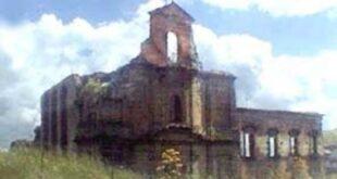 Troina. Il monastero sepolto dai ruderi