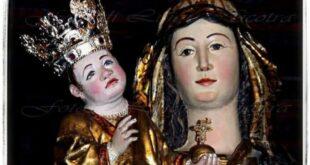 Vergine Santa Maria SS. della Visitazione Patrona di Enna – video e foto