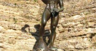 Enna nel 1960 veniva realizzata la statua di Euno