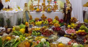 Leonforte: le tavolate di San Giuseppe
