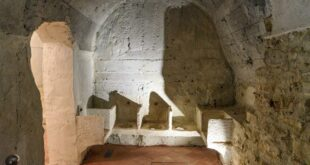 Caltanissetta: cripta della Chiesa di San Domenico