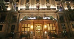 """Palermo. """"Colazione al Grand Hotel Delle Palme"""""""