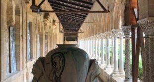 L'artista iraniano Navid Azimi Sajadi espone al Castello della Zisa, a Palermo