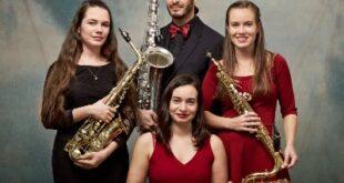 Amici della musica Trapani – Il viaggio musicale del Mestizo Saxophone Quartet