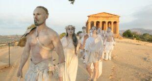 """Ritornano le """"albe"""" alla valle dei Templi di Agrigento"""