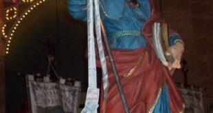 Villarosa: 10 agosto festeggia il Patrono San Giacomo