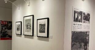 Troina: inaugurato il Museo della fotografia di Robert Capa